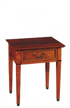 GRANGE Directoire Bedroom range 1 Drawer Bedside DE111