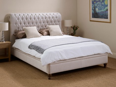 OXFORD High foot end bedstead