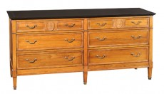 GRANGE Directoire Bedroom range 6 Drawer Chest DM001