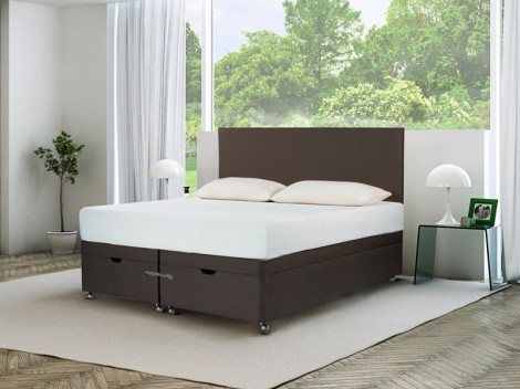 TEMPUR Ardennes Divan Ottoman with Cloud deluxe  22