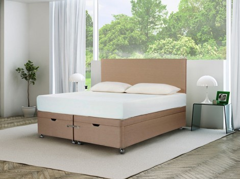 TEMPUR Ardennes Divan Ottoman with Cloud Deluxe 27
