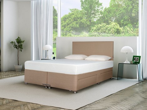 TEMPUR  Ardennes Divan with Cloud 21