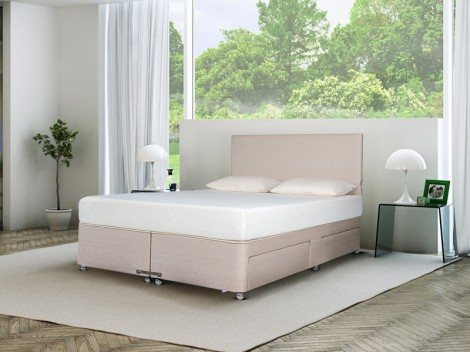 TEMPUR Ardennes Divan with Cloud deluxe  22