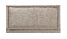 Upholstered  headboard no. 12