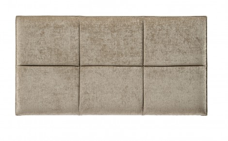 Upholstered  headboard no. 16