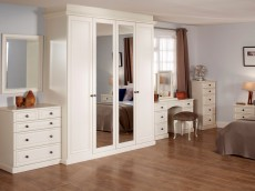 WELLS Elegant Bedroom fitted or free-standing range