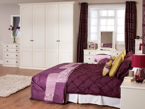 WELLS Palladio Bedroom fitted or free-standing range