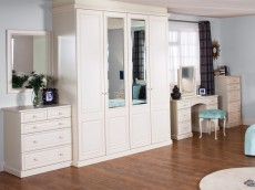 WELLS Classic Bedroom fitted or free-standing range