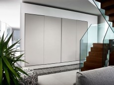 WELLS Modern Sliding Door Wardrobe fitted or free-standing Range