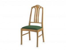 NATHAN Classic 3114 Slat back Dining Chair