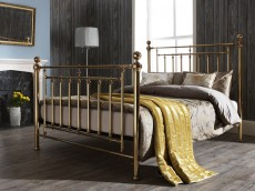 WELLS Brass Bedstead no. 1