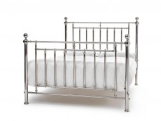WELLS Nickel Bedstead no. 2