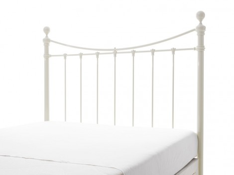 WELLS Ivory Headboard no.8