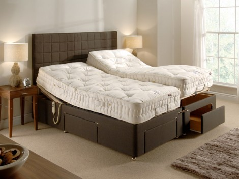 WELLS Choices Adjustable Supreme bed