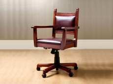Old Charm OC 2695 Office chair (leather)