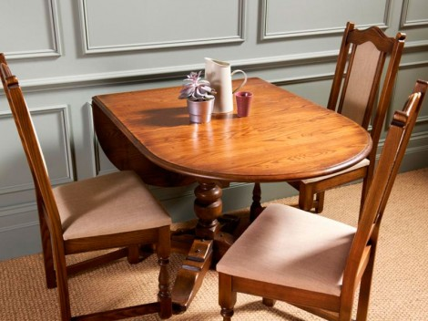 Old Charm OC 2800 Amberley Drop leaf table