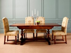 Old Charm  OC2803 Lambourn  5ft extending dining table