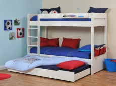 STOMPA Spectrum Detachable Multi-bunk bed with trundle bed