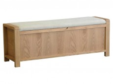 ERCOL Bosco Bedroom Range storage bench