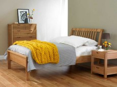 ERCOL Bosco Bedroom Range BEDFRAME