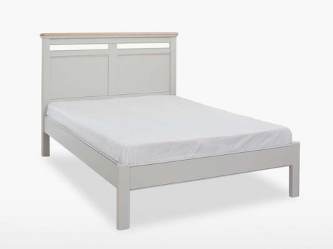 WELLS Huntingdon Bedroom range LOW FOOT END BED
