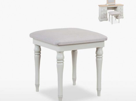 WELLS Huntingdon Bedroom range BEDROOM STOOL