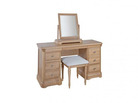 WELLS Bedford Bedroom range DRESSING TABLE