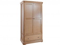 WELLS Bedford Bedroom range GENTLEMEN'S  WARDROBE