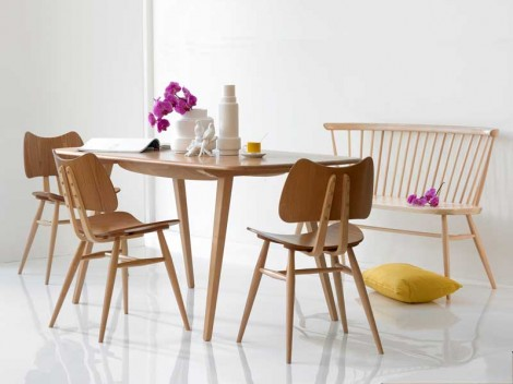 ERCOL Originals 401 butterfly chair