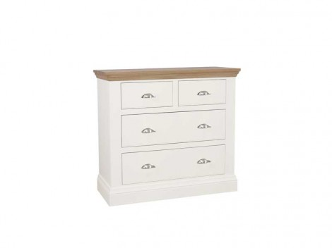 WELLS ELY Bedroom range 2+2 chest of drawers
