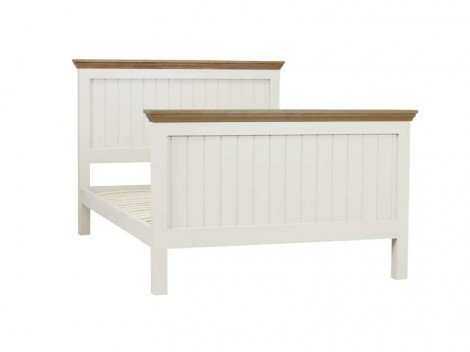 WELLS ELY Bedroom range large 2 drawer bedside