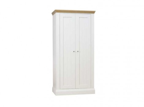 WELLS ELY Bedroom range narrow all hanging wardrobe