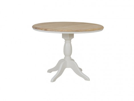WELLS Huntingdon Dining range Round fixed top table