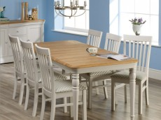 WELLS Huntingdon Dining range Extendable table