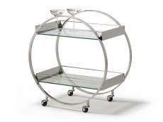 WELLS Charlestone drinks trolley