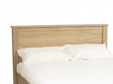 Oak Bedroom range panel headboard