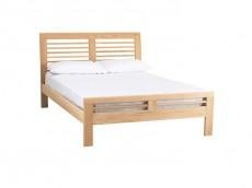 Oak Bedroom range slatted bed