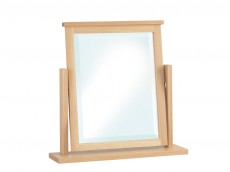 Oak Bedroom range dressing table mirror