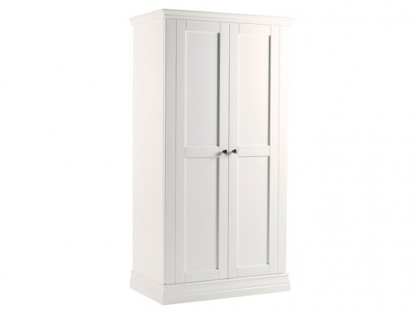Annabelle Double Wardrobe with 2 drawers