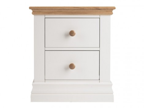 Annabelle 6 drawer tallboy chest painted