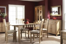 Oak Dining & occasional Range