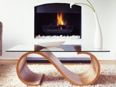 TOM SCHNEIDER Swirl range Coffee table
