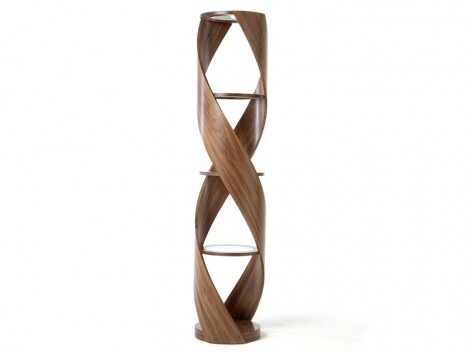 TOM SCHNEIDER DNA Shelves & Tables range Whole Twist